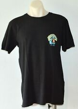 QUIKSILVER Mens Printed T Shirt - BLACK - SIZE - M,L ,XL & XXL - NEW