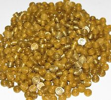 Lego Lot of 500 New 1 x 1 Pearl Gold Dots Round Plates Pieces