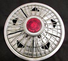 "Gyroscopic Hub Cap 14"" Vintage Vehicle Mancave Workshop Wheel Cover"