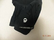 BLACK  X-LARGE PEARL IZUMI  BIKECYCLING COMPRESSION SHORTS