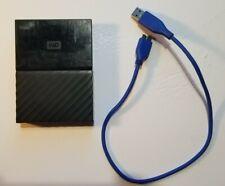 Western Digital WD PS4 Xbox One S X 2TB My Passport Portable External Hard Drive