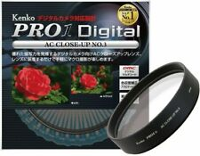Kenko Filter for camera 026236 PRO1D AC Close-up lens No.3 62mm photography