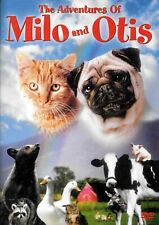 The Adventures of Milo And Otis - New Factory Sealed DVD FS - FREE Shipping USA