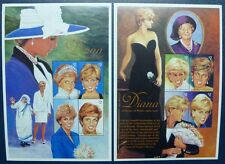 St. Vincent 1997 Lady Diana Royalty Britisches Königshaus 4218-4225 MNH