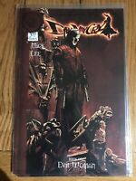 Extremely Rare Devil May Cry Comic Book 1 Evil Woman Capcom 2004 Mick Lee NM