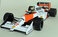 Minichamps 1/18 Scale 540 901827 McLaren MP4/5B 1990 World Champ Ayrton Senna