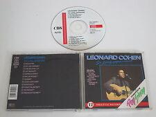 LEONARD COHEN/SI LONG, MARIANNE(CBS 460500 2) CD ALBUM