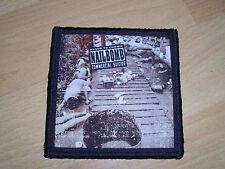 Nailbomb Patch Industrial Thrash Metal Max Cavalera  Soulfly