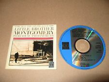 Little Brother Montgomery - Chicago (The Living Legends/Live Recording, 1994) cd