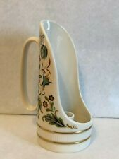 Lenox Taper Candle Holder With Handle Nantucket Collection