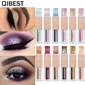 Brand Waterproof Liquid Glitter Eyeshadow Matte Eye Shadow Pen Eye Makeup
