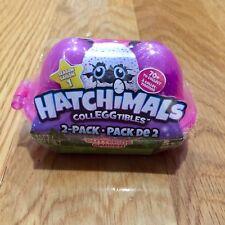 NEW Hatchimals Colleggtibles 2 Pack Egg Carton Glittering Garden Series 1