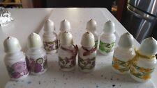Vintage Avon Salt & Pepper Shakers. 19 pairs, good condition, various patterns