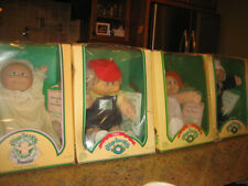 (4) Cabbage Patch Dolls w/boxes and Birth Cert.