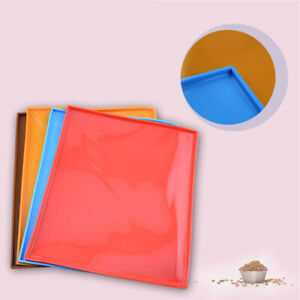 Silicone Food Feeding Non Slip Dog Cat Spillproof Pet Tray Mats