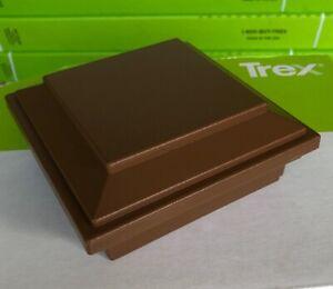 "Trex (SADDLE) Post Sleeve 4"" x 4"" Inch Cap PSDSQCAP4x4"