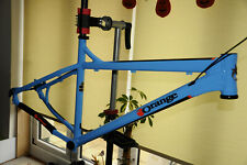 "2020 Orange Crush Pro 29"" Cyan Blue XL, Frame Only"
