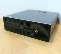 HP Prodesk 400 G1 Windows 10 Desktop PC Intel Core i5 4th Gen 3.2GHz 8GB 500GB