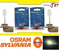 OpenBox Sylvania 889 H27 27W Two Bulbs Light Front Turn Signal Backup Reverse OE