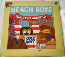 Spirit Of America The Beach Boys album vinyl LP Little Honda Barbara Ann 1975