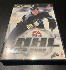 NHL 2002 (Sony PlayStation 2, 2001)