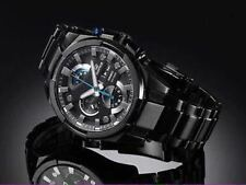 Imported Casio Edifice EF-540 Full Black Chronograph Watch for Men