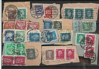 Germany early Stamps on piece Ref 14228