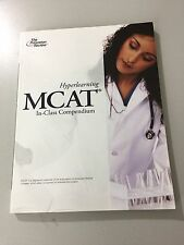 The Princeton Review Hyperlearning MCAT In- Class Compendium 2011 Brand New
