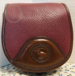 *Dooney & Bourke*AWL*B700*Rouge*Vintage Crossbody/Belt Bag*19095P S185