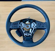 Subaru XV 2012 steering wheel standard black type