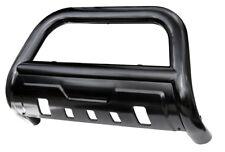 Schwarzer Frontschutzbügel Jeep Wrangler JK (2010-) 89mm Rammbügel bull bar