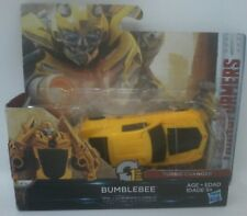 Habro Transformers The Last Knight Turbo Charger Bumblebee (Yellow)