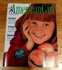 American Girl Magazine September / October 1996 Back Issue