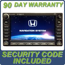 06 07 08 09 2007 Honda CIVIC XM Satellite Radio NAVI GPS Disc CD Changer 2AC0