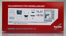 Herpa LKW  084093  Fahrerhaus Scania R 13 TL ohne WLB Inhalt: 2 Stk.