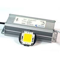 70W Warm White High Power LED Lamp Panel 70W High Power LED Driver AC85-265V