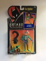 Batman The Animated Series: The Riddler Action Figure MOC 1992 by Kenner