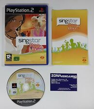 Singstar Pop Hits 3, Playstation 2, PAL-FRA