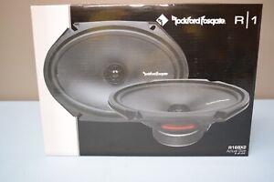 "Rockford Fosgate R168X2 6"" x 8"" 2-Way PRIME Coaxial Car Speakers  (location 17B)"