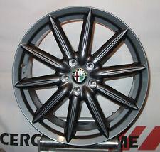 4 Cerchi in lega Alfa romeo 18 pollici Giulietta 159 Brera Super Veloce GPL DNA
