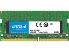 New Genuine Crucial SO-DIMM 8GB DDR4 2400MHz CL17 Apple MAC RAM Computer OEM