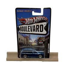Hot Wheels Boulevard Dodge Caravan Big Hits (640)