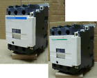 Square D Telemecanique Schneider Contactor Starters, 120 Volt Coils