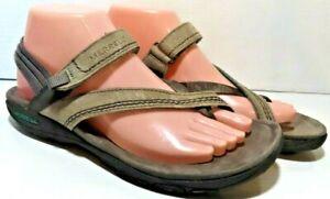 Women's Merrell Mimosa Clove sport sandal Drizzle slingback toe loop sz 8