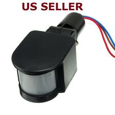 Outdoor 24V DC Automatic Infrared PIR Motion Sensor Switch for LED Light
