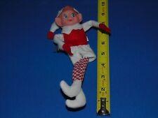 christmas ornaments small posable elf