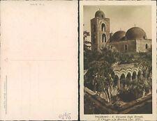 PALERMO - S. GIOVANNI DEGLI EREMITI - IL CHIOSTRO E LA MOSCHEA    (rif.fg. 9470)