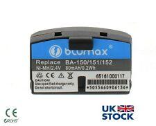 Blumax Ni-Mh 2.4V Battery for Sennheiser BA150 A200 BA151 80mAh Set 810 820