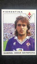 1991-92 PANINI CALCIATORI GABRIEL BATISTUTA ROOKIE STICKER ARGENTINA LEGEND