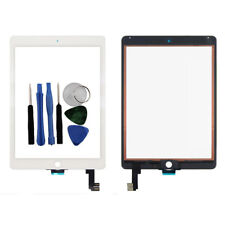 Para Apple iPad Air 2 Toque Screen Digitizer Vaso Blanco 6 Gen A1566 A1567 Tools